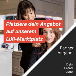 Handel LiXi Marktplatz Shop Unternehmen Multiplikatoren Luxus