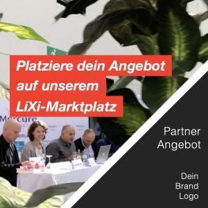 Hotellerie LiXi Marktplatz Shop Unternehmen Multiplikatoren Event