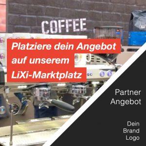 Industrie LiXi Marktplatz Shop Unternehmen Multiplikatoren Event